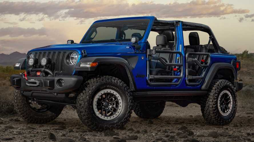 Jeep Designer Says Wrangler Is Similar In Spirit To Original Defender