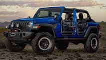 2020 Jeep Wrangler JPP 20 at the Chicago Auto Show