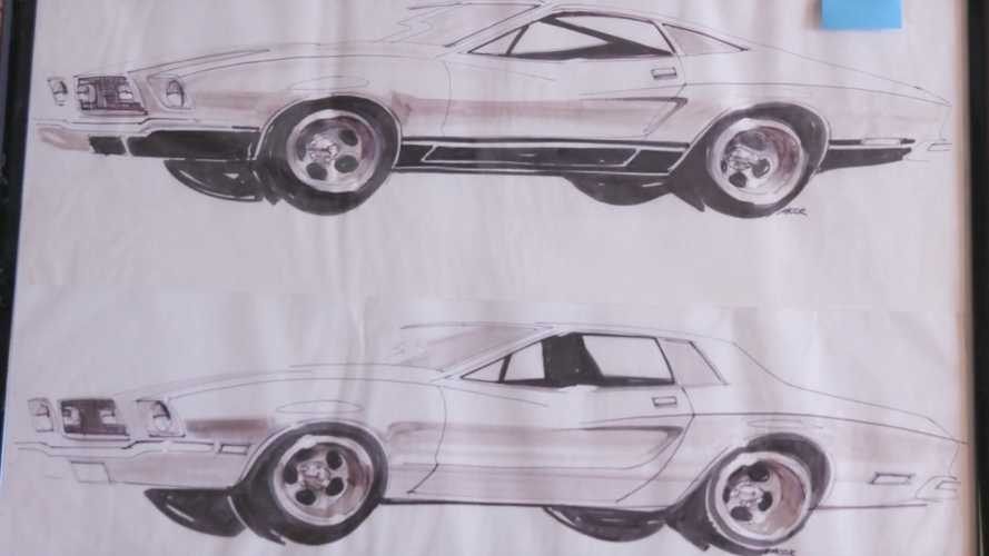 This Is What The Ford Mustang II Could Have Looked Like