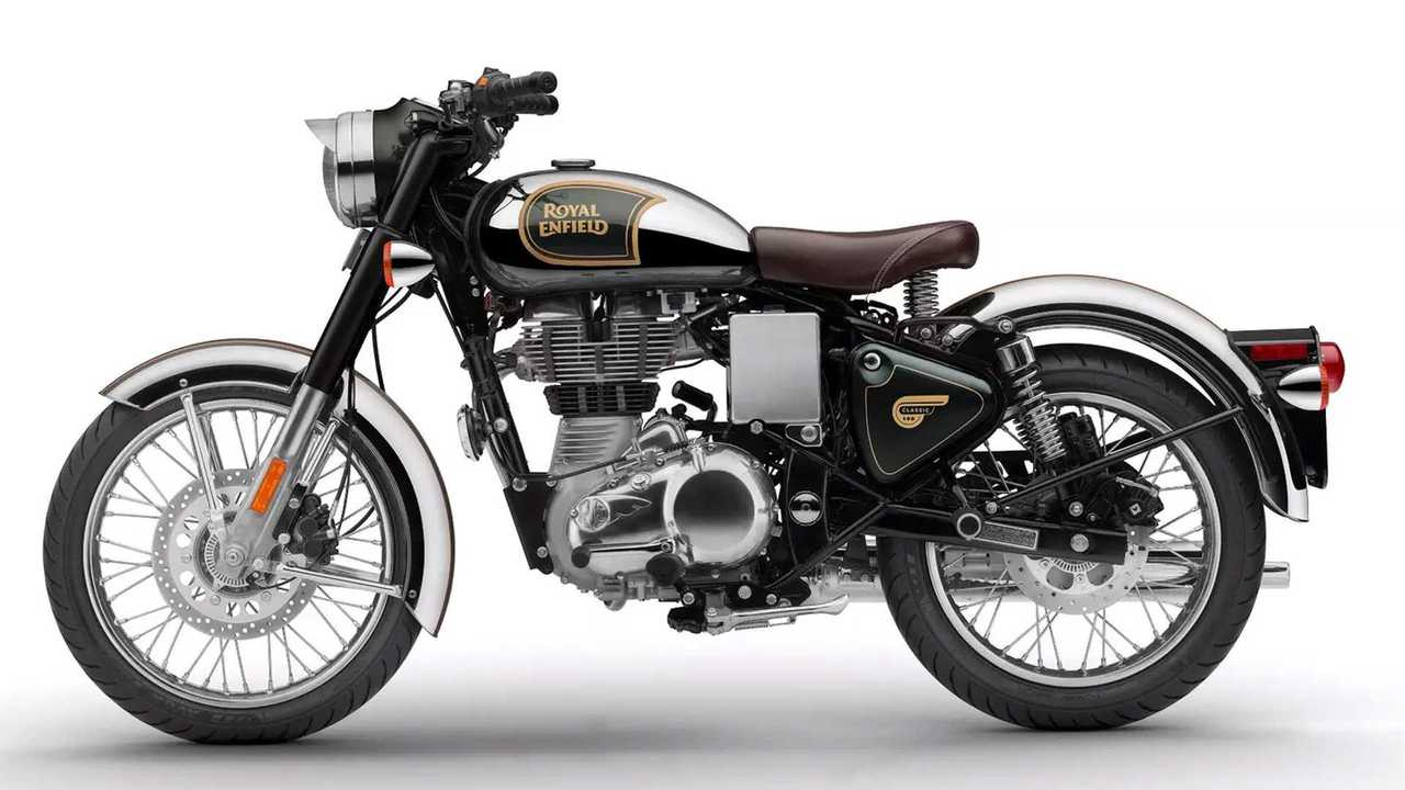 Royal Enfield Classic and Bullet 500