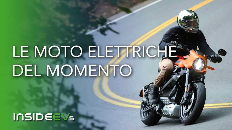 Harley-Davidson, Zero, Energica: tutto sulle moto elettriche del momento