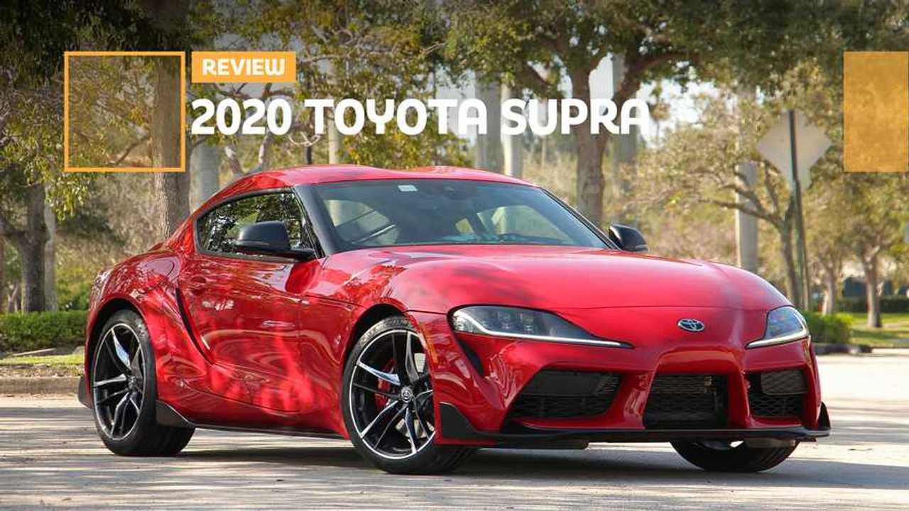 2020 Toyota Supra: Review
