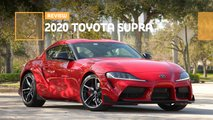 2020 toyota supra coupe review