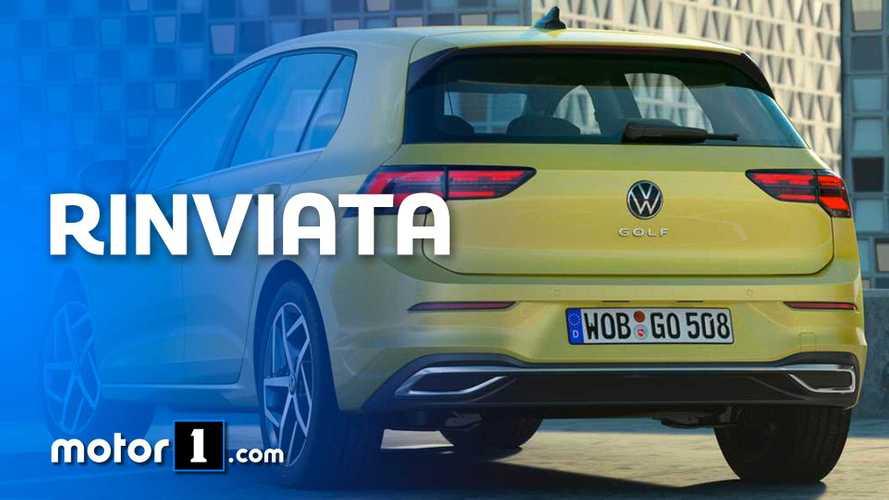 Aspettando la Volkswagen Golf 8, confronto a distanza