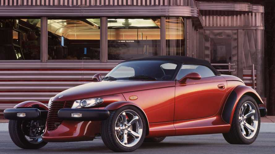 Tulsa Buried A Plymouth Prowler For Posterity's Sake
