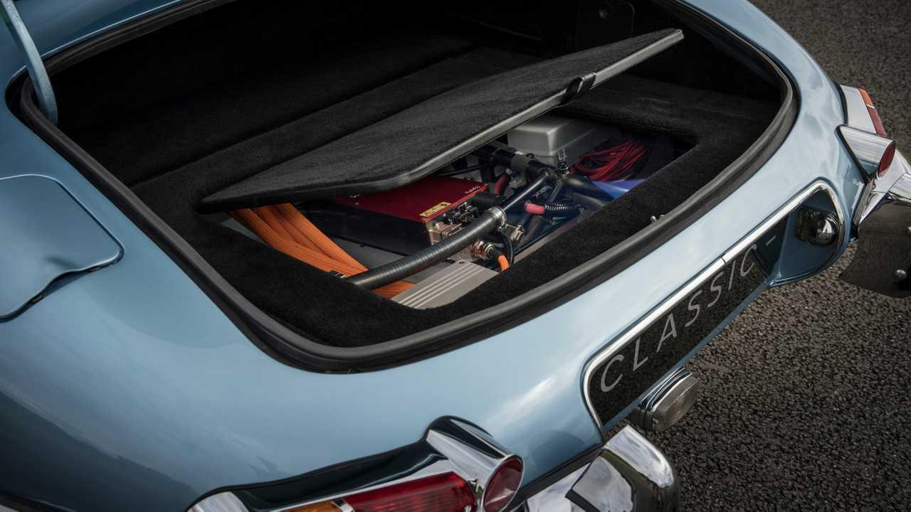 A Classic Car Electrification Revolution Won't Happen