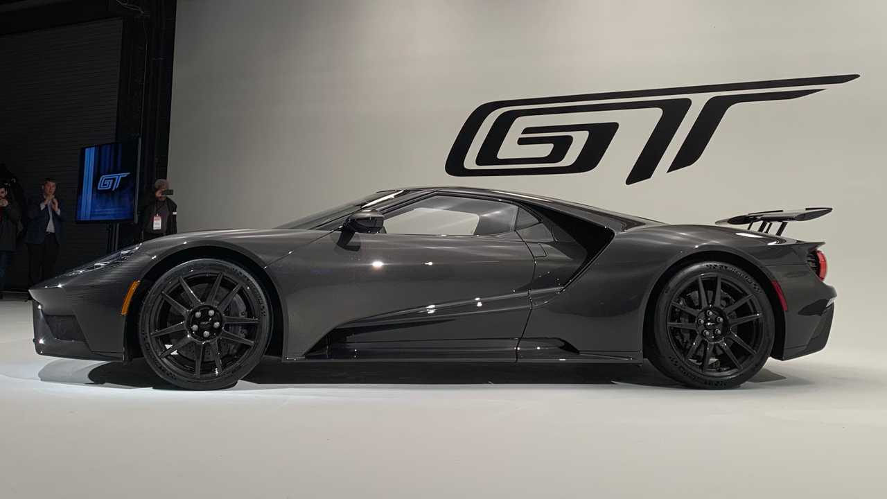 Ford GT Liquid Carbon Edition 2020