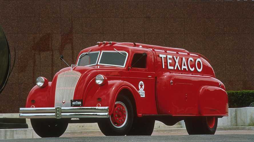 Dodge Airflow Tank Truck 1939