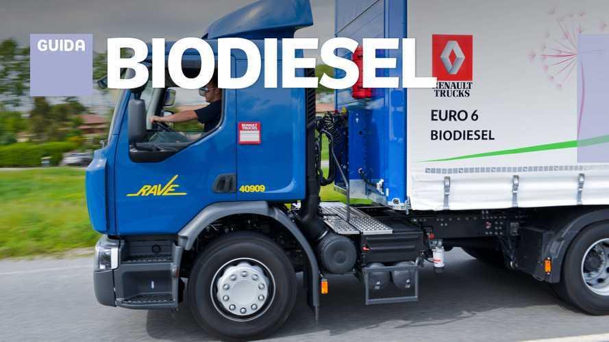 Biodiesel, cosa c'è da sapere sul gasolio vegetale
