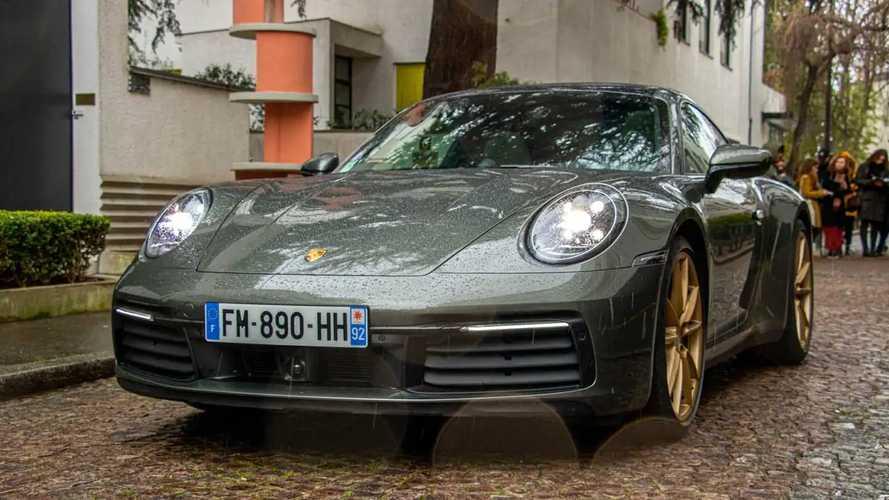 Essai Porsche 911 992 Carrera