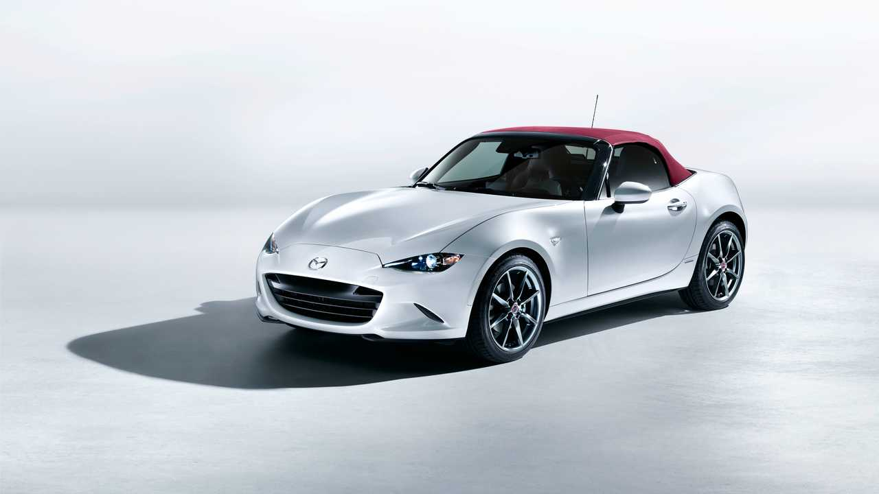 Mazda Centenary lineup