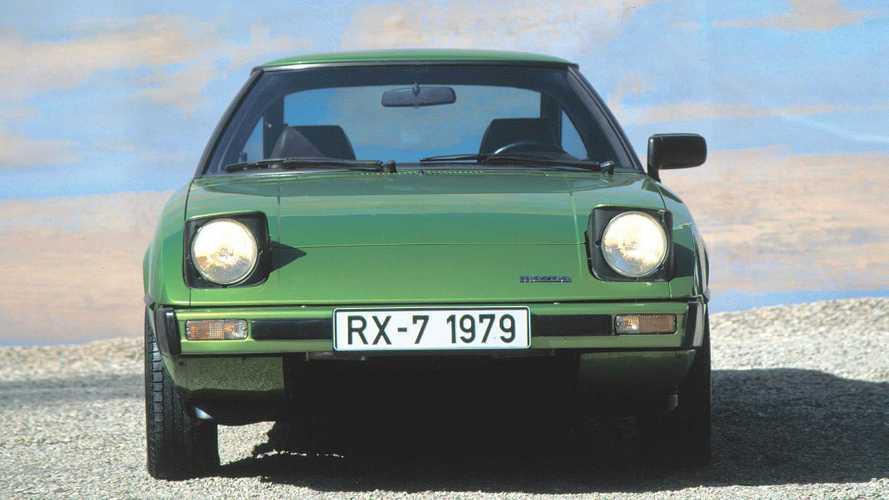 Mazda RX-7 (1978-2002): Die Kreiskolben-Ikone