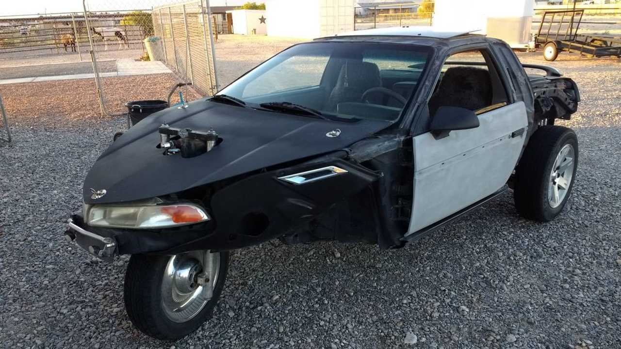 Pontiac Fiero Trike Is Obviously For Sale On Craigslist