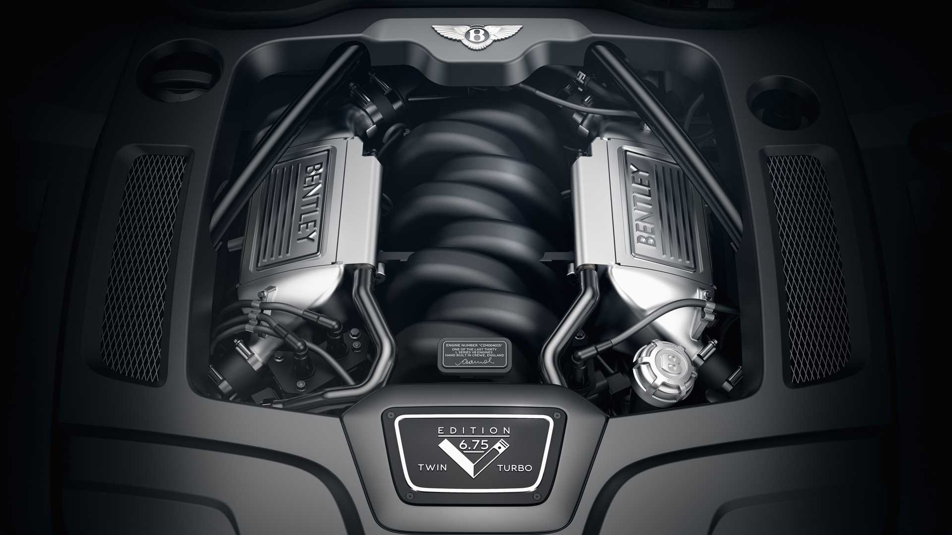 Bentley's 61-Year-Old V8 Engine Has Finally Reached End Of Production