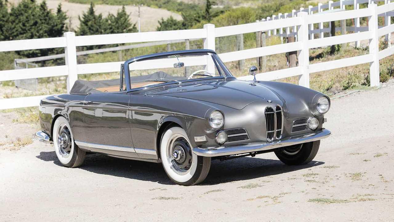 BMW 503 Cabriolet (1957) - 530.868 euros