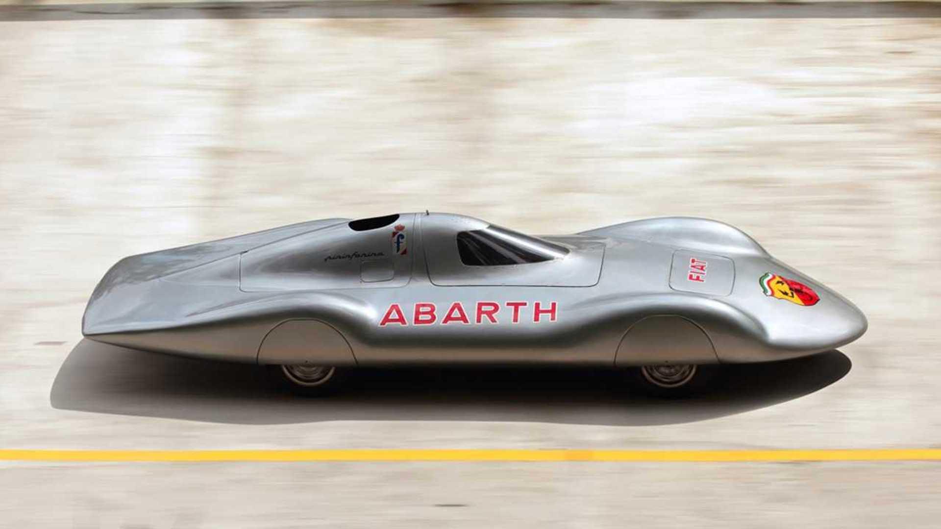 Concept oublié - Fiat Abarth 1000 Monoposto