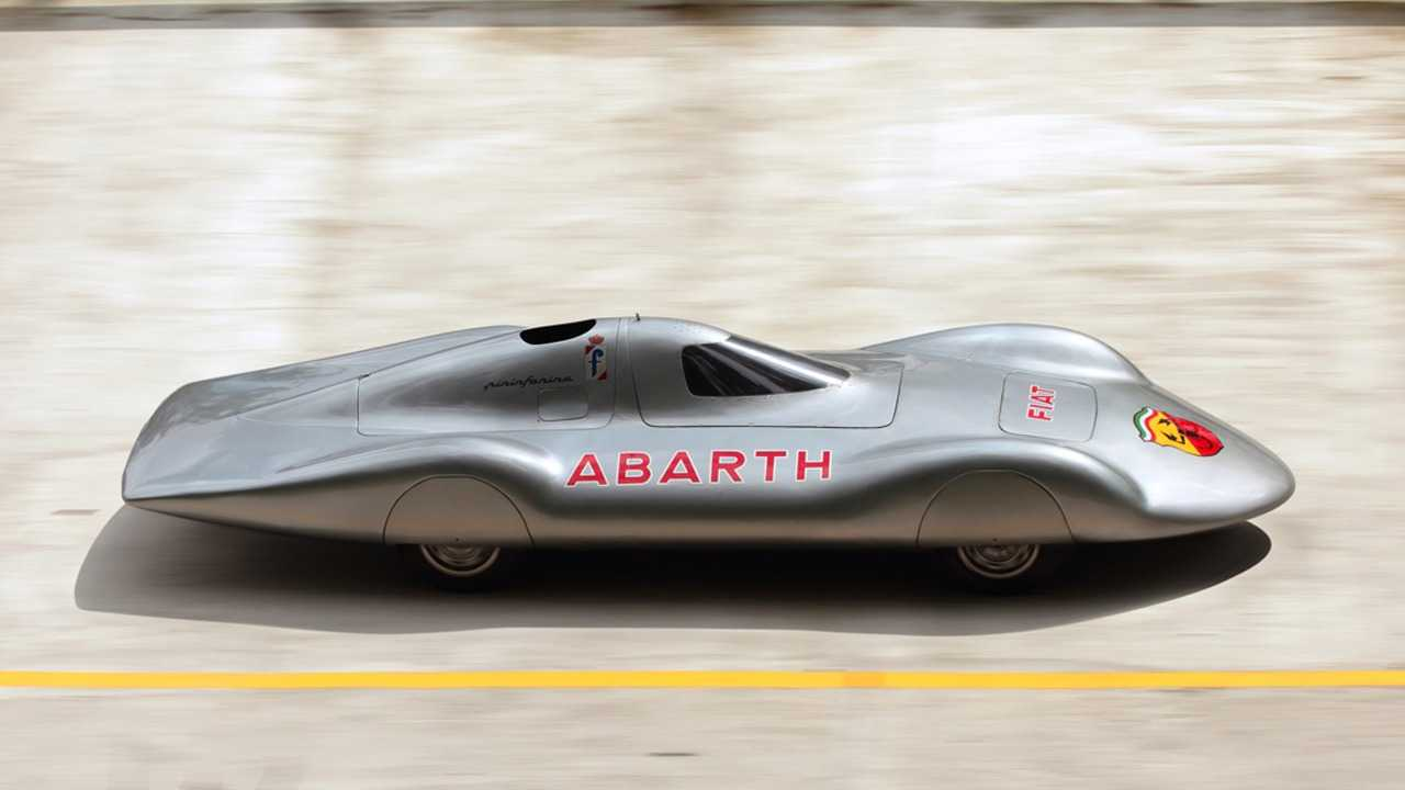 Fiat Abarth 1000 Monoposto