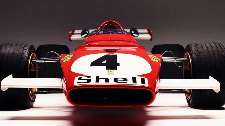Ferrari 312B: Forghieri l'aveva pensata a trazione integrale