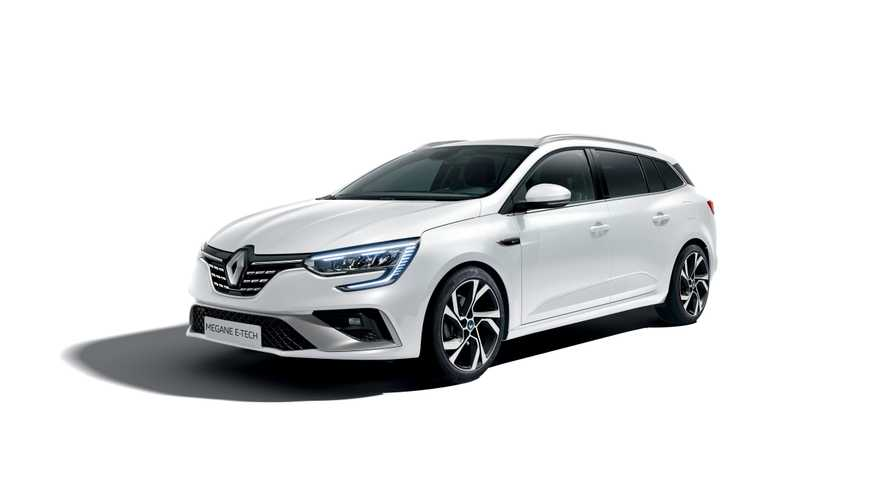 Renault Adds PHEV To Facelifted Megane Range