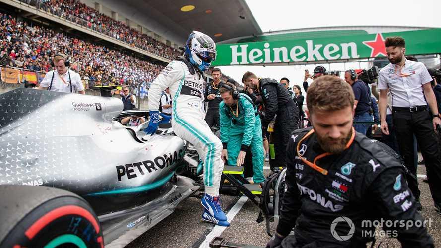 F1 to discuss coronavirus threat to Chinese GP