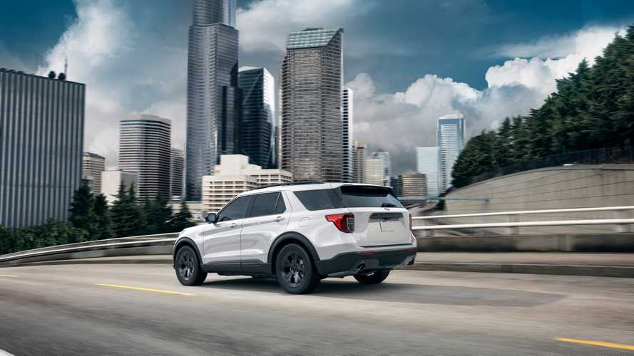 2021 Ford Explorer ST And XLT Sport
