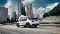 2021 Ford Explorer ST And XLT Sport