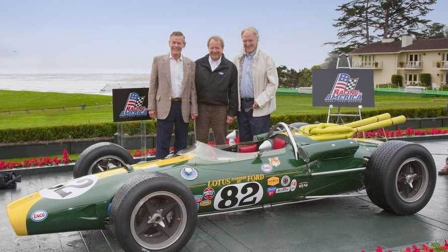 Indy 500 winners to join Pebble Beach Concours d'Elegance