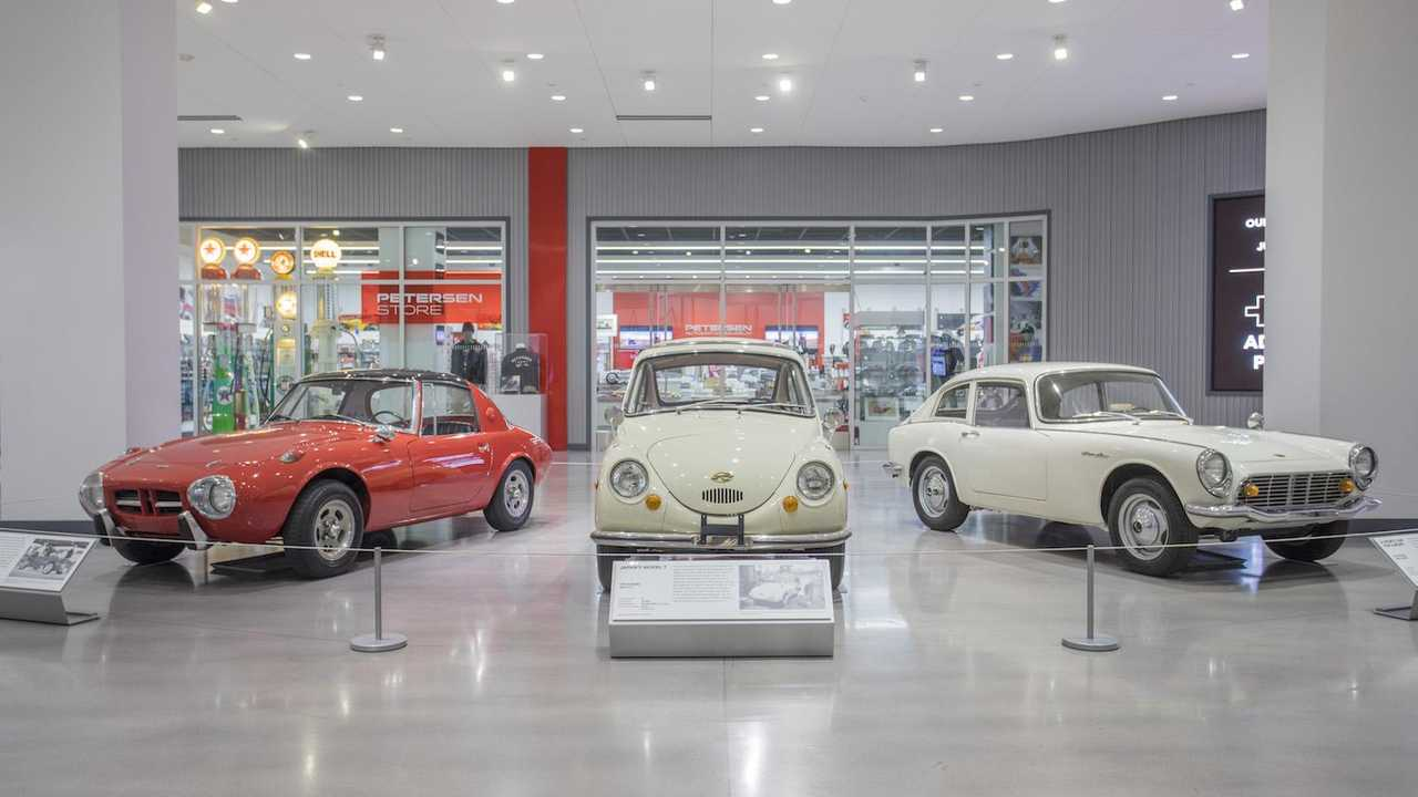 Petersen Museum opens two significant Japanese car exhibitions
