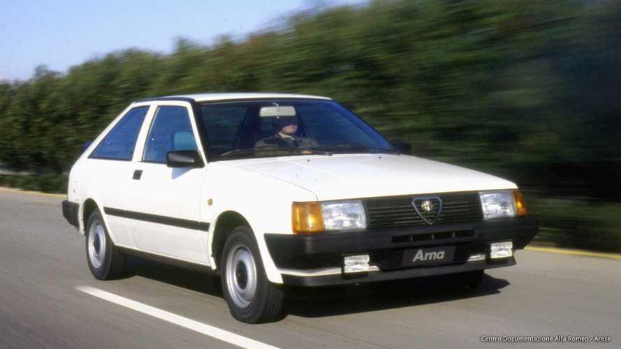 Alfa Romeo Arna (1983-1986): Kennen Sie den noch?