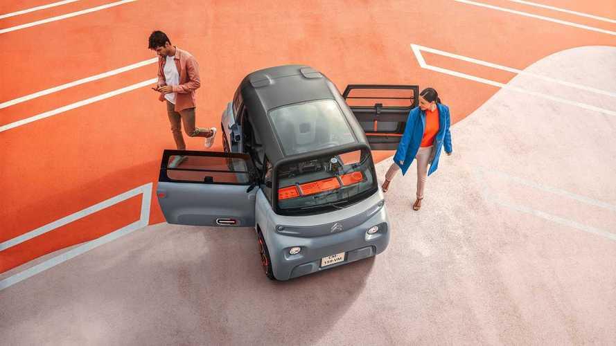 Citroen начал продажи электрокара за €6000
