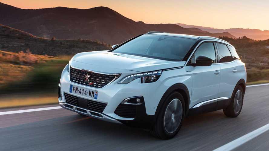 Peugeot 3008 Hybridmit Frontantriebab sofort bestellbar