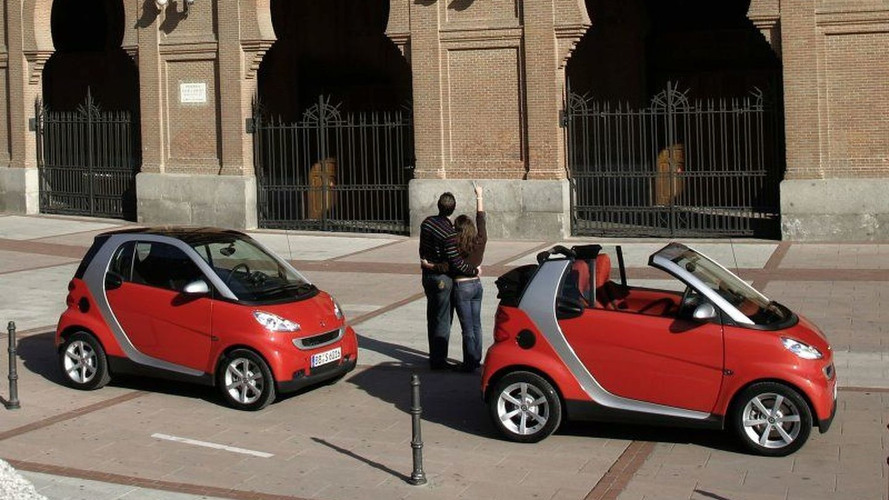Smart ForTwo engine fires prompt NHTSA investigation