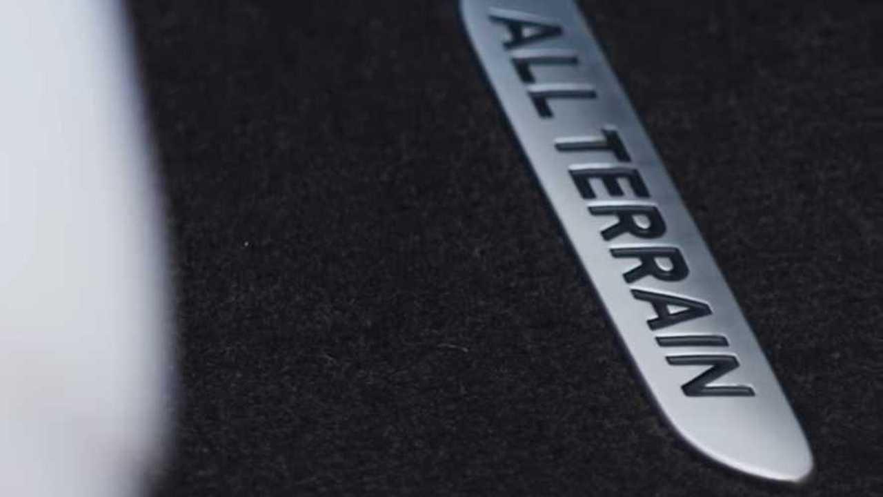 Mercedes E-Class All-Terrain Teaser