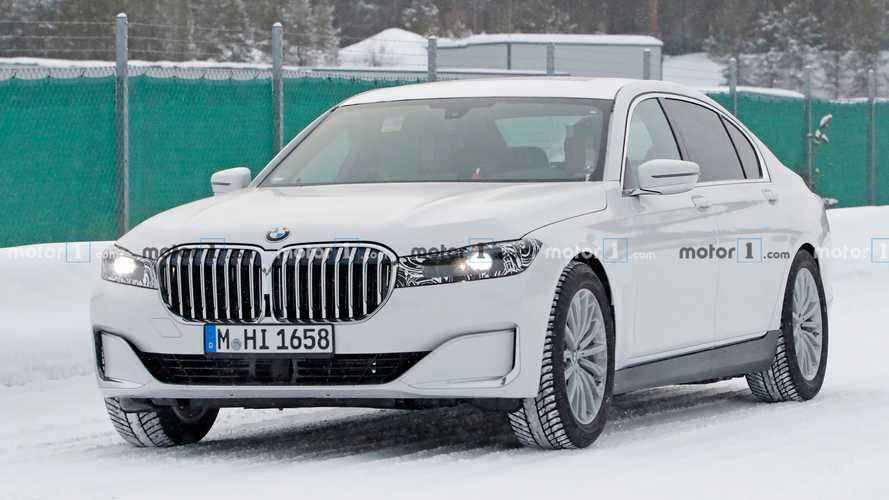 BMW Série 7: versão mais potente da próxima geração será elétrica
