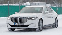 2022 BMW 7 Series new spy photos