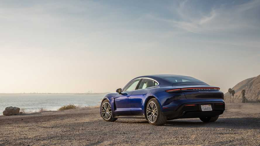 Porsche Taycan Continues To Ramp Up Sales In U.S. In Q1 2020
