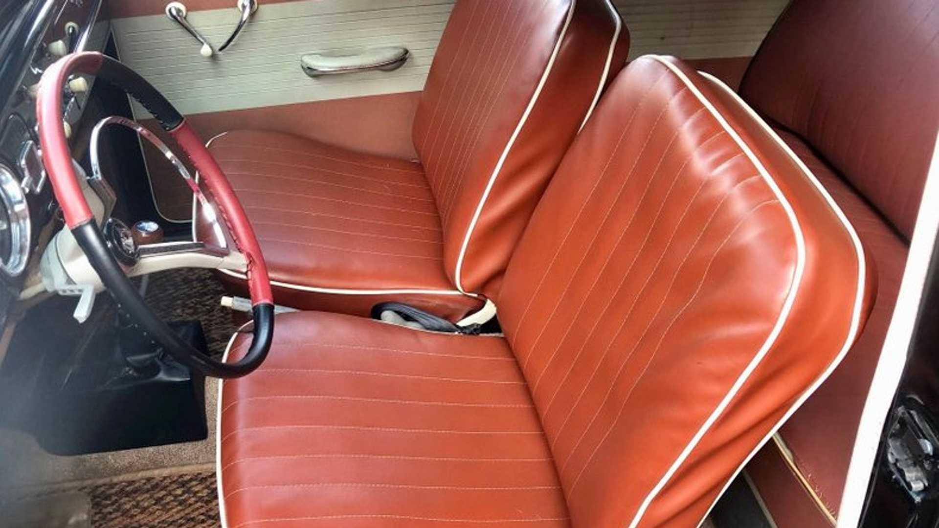 """[""""Drive Or Restore This German-Spec 1961 VW Beetle""""]"""