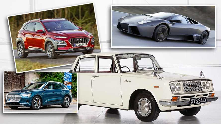 14 машин с неудачными именами: могли бы придумать и получше