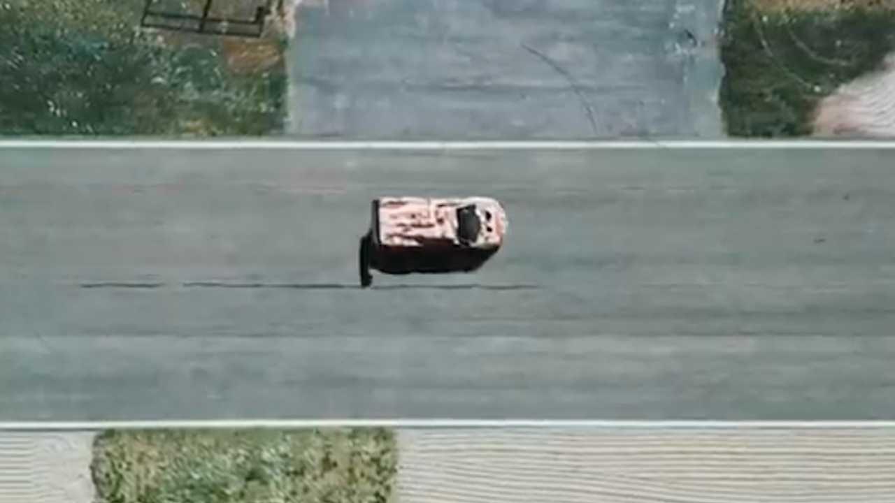 Lamborghini V12 pálya autó új teaser