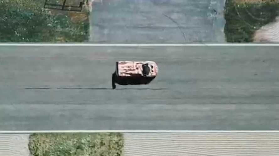 Lamborghini V12 Track Car New Teaser
