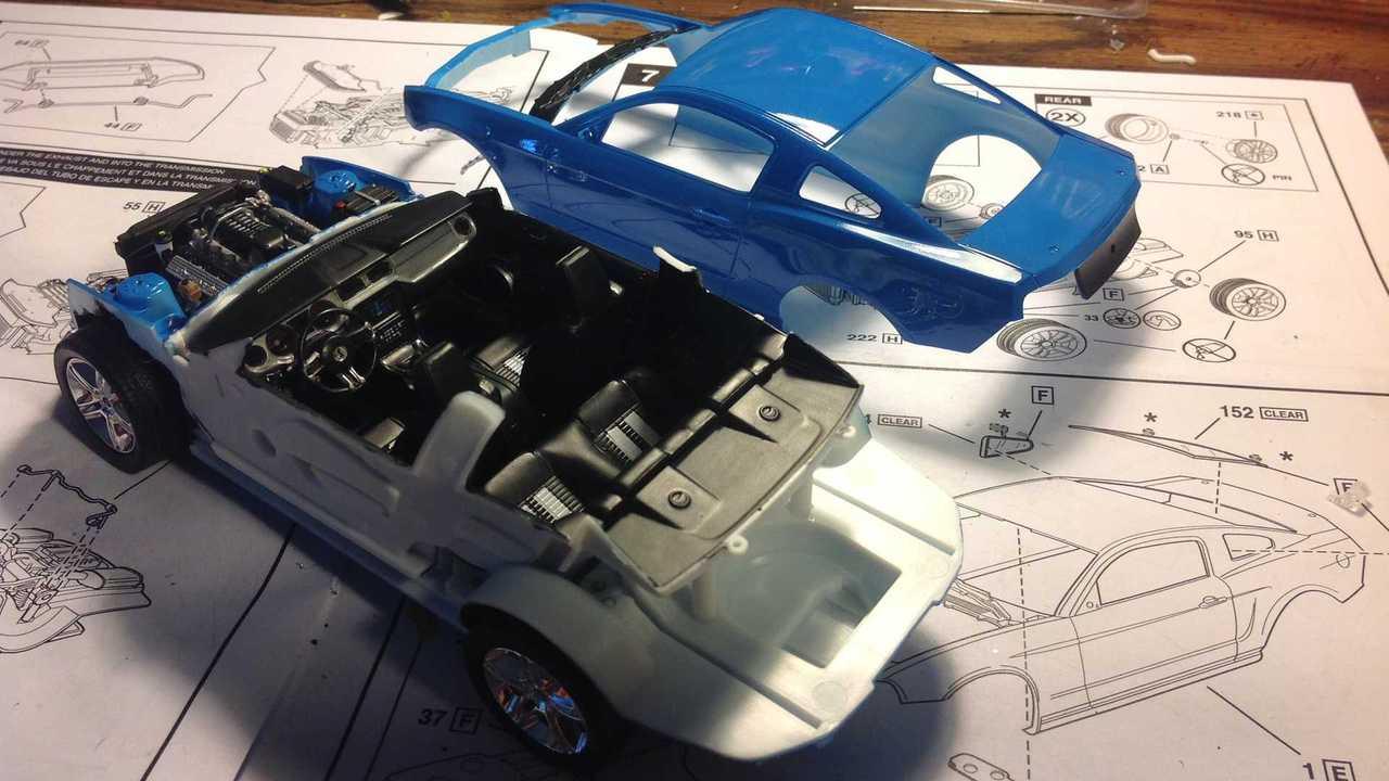 Build A Model Car