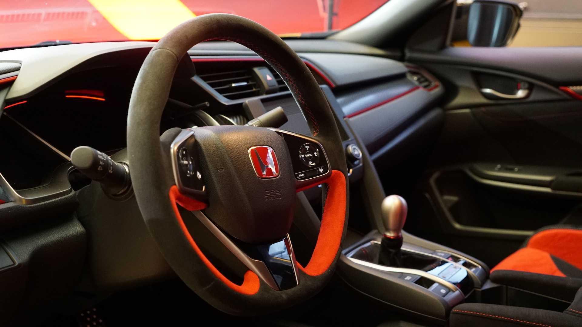 Honda Civic 10ªgen Facelift (2020) 53