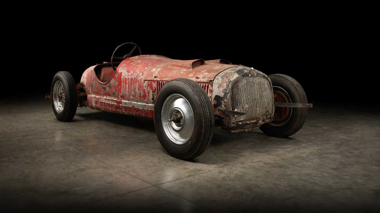L'Alfa Romeo 6C 1750 SS di Mussolini