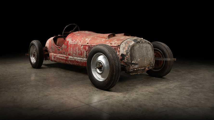 Este precioso Alfa Romeo 6C 1750 SS, de Mussolini, volverá a la vida