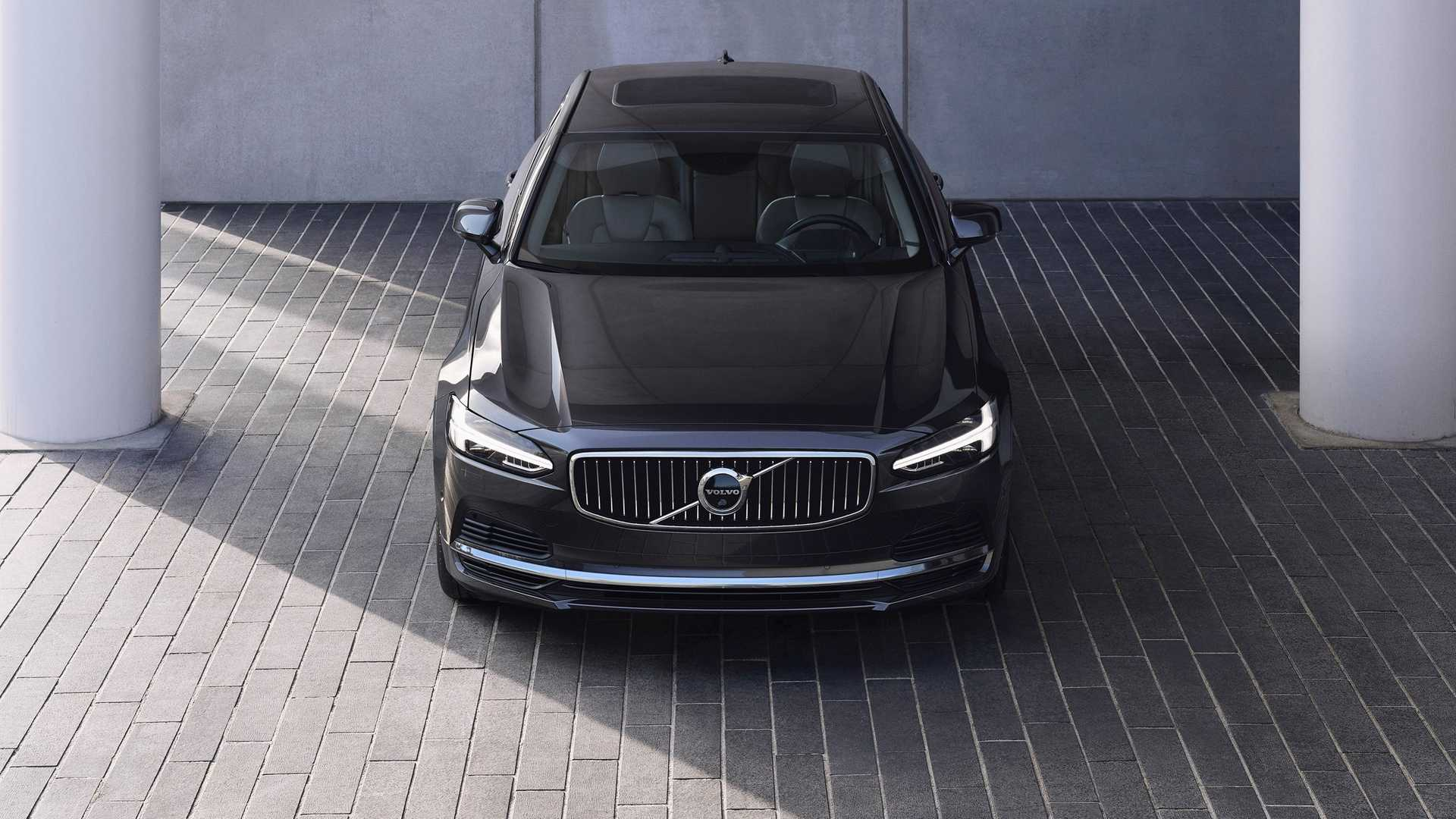 2021 Volvo S90 Price and Release date