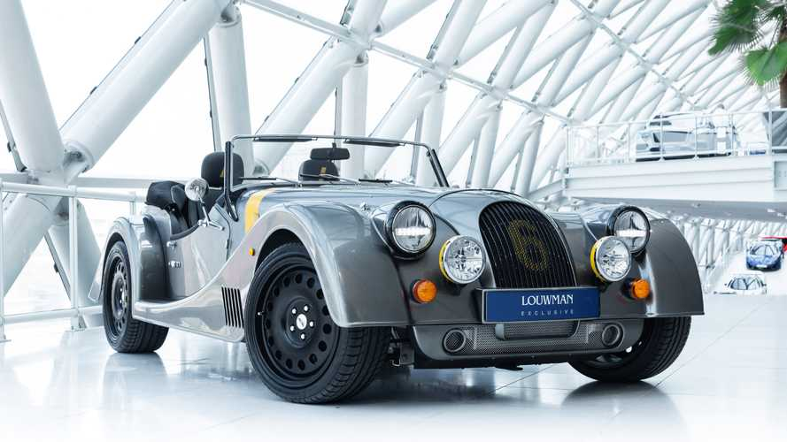 Morgan creates LE60 special editions to celebrate dealer anniversary
