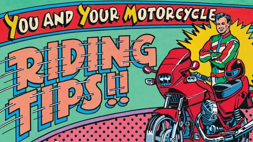 MSF Releases Free Online Riders Training Materials
