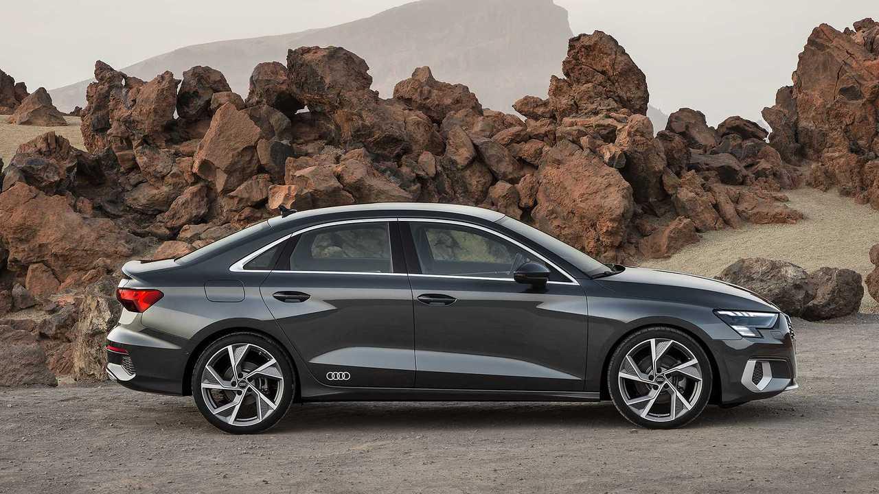 Novo Audi A3 Sedan 2021 Fica Mais Eficiente E Elegante Veja Fotos