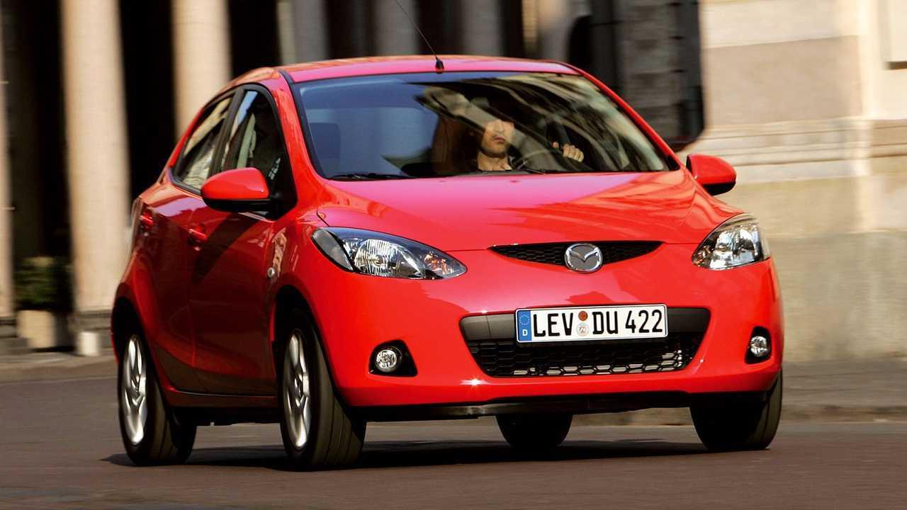 2008 – Mazda2
