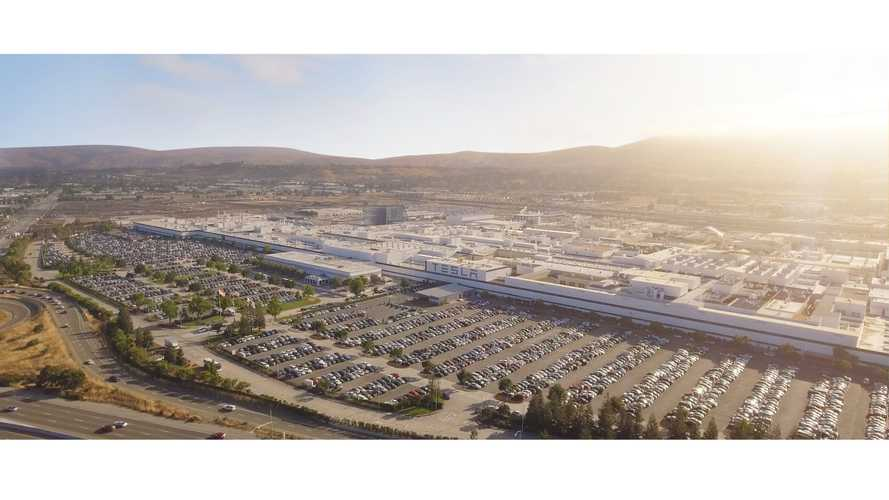 Tesla Production Sites By Model Assignment, Capacity: April 2020